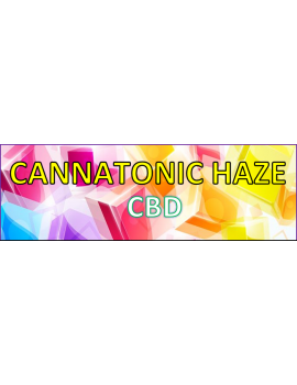 CANNATONIC HAZE CBD