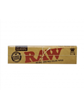 FEUILLES SLIM RAW Basic