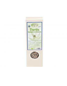 TORTIS EPEAUTRE ET CHANVRE