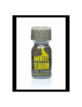 Poppers Everest Titanium 15ml