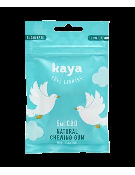 Chewing gum kaya 2 gr x 10...