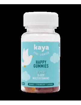 Kaya CBD Happy Gummies 10 mg