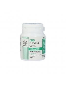Chewing gum CBD 250 mg - 10...