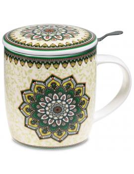 Infuseur à thé Mug Mandala...