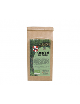 CANNA'SEL AUX HERBES 150G