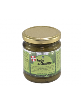 PUREE D AMANDES DE CHANVRE