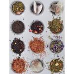 Plantes aromatiques et medicinales sechees